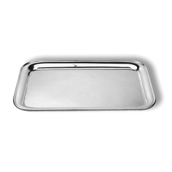 Rectangle tray plain