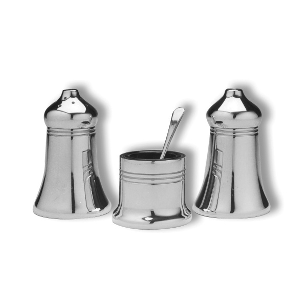 Condiment set capstan