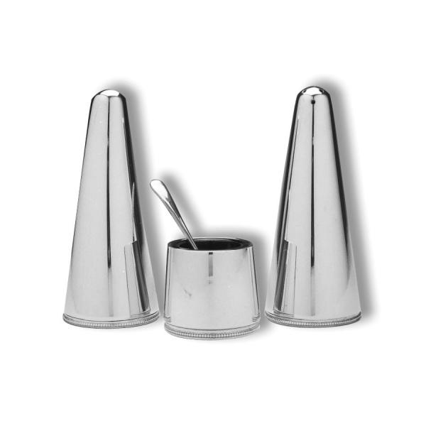 Condiment set steeple