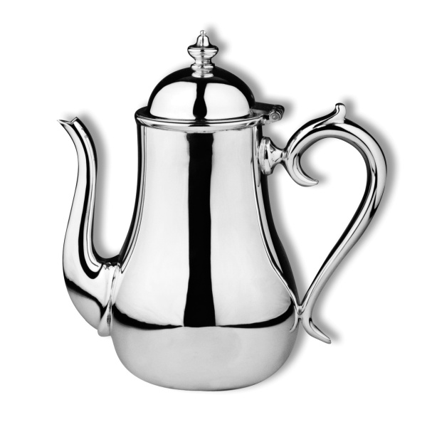 Coffee pot long spout
