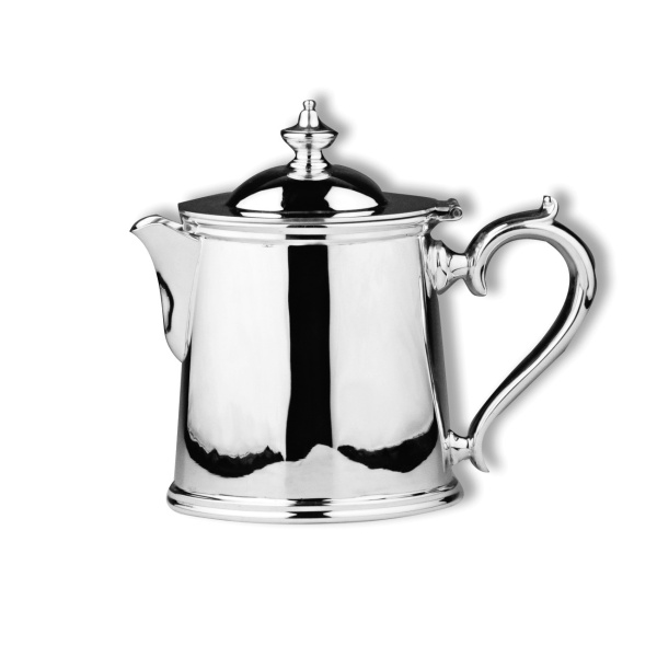 Oval Coffee pot short spout