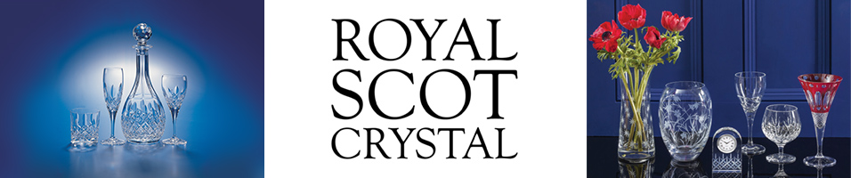 royal buckingham royal scot crystal wild tulip. Black Bedroom Furniture Sets. Home Design Ideas