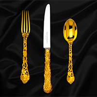 ROYAL BUCKINGHAM LUXURY CUTLERY