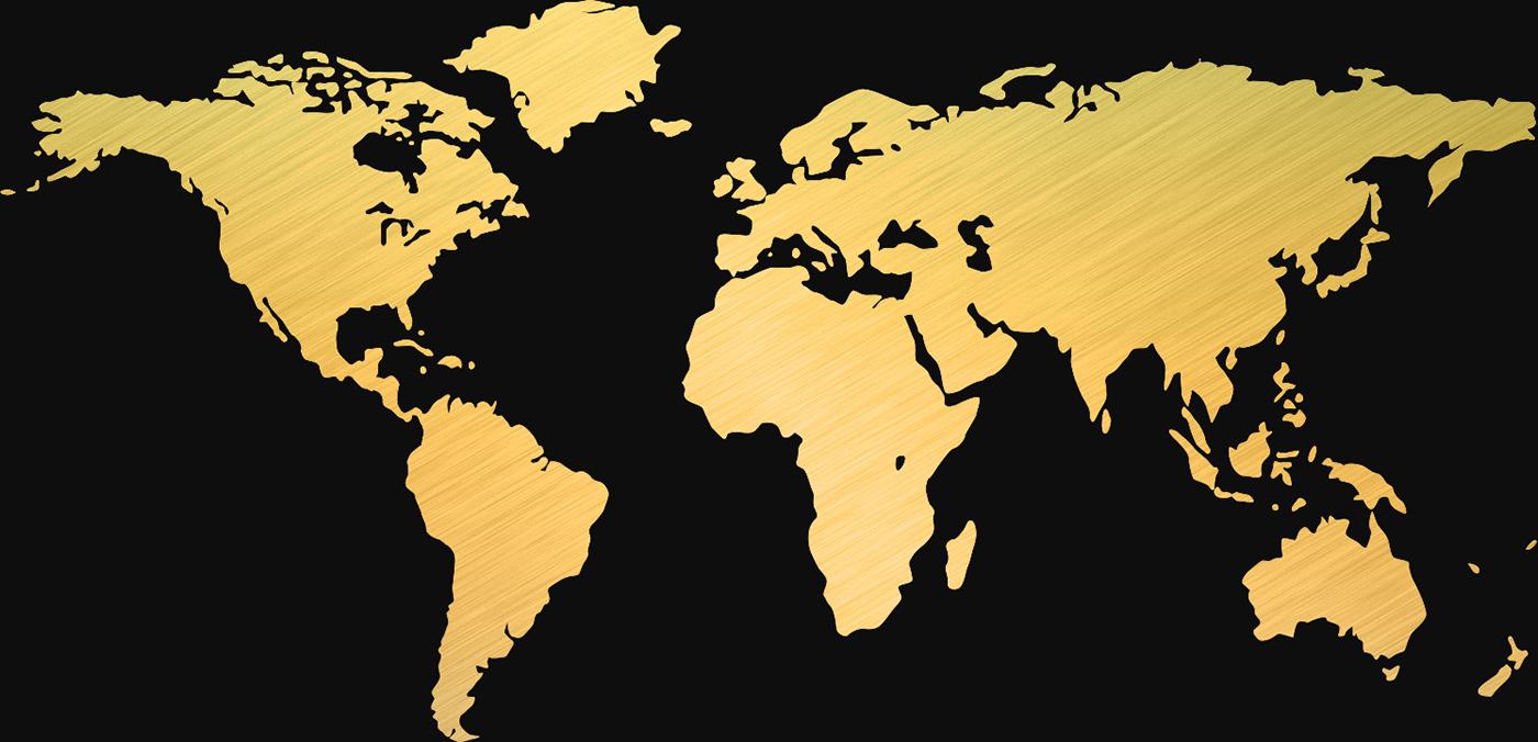 wallpaper world map gold - photo #3